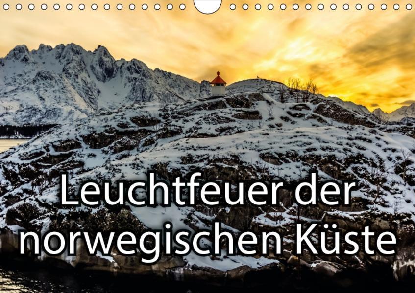 Leuchtfeuer der norwegischen Küste (Wandkalender 2017 DIN A4 quer) - Coverbild