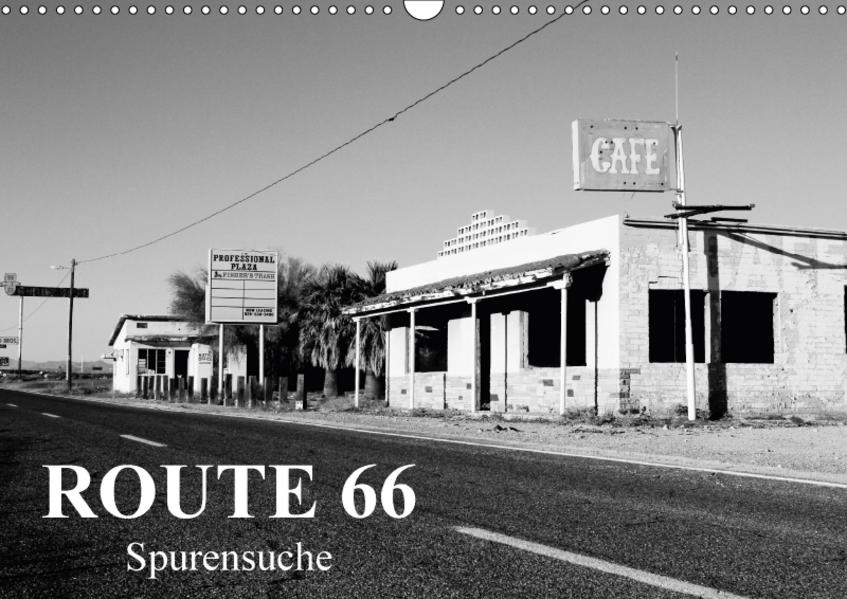 Route 66 (Wandkalender 2017 DIN A3 quer) - Coverbild