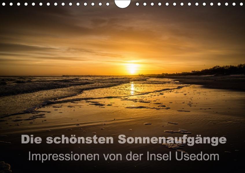 Die schönsten Sonnenaufgänge (Wandkalender 2017 DIN A4 quer) - Coverbild