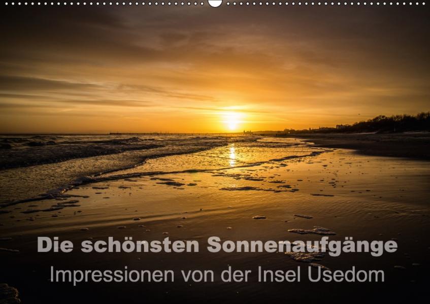 Die schönsten Sonnenaufgänge (Wandkalender 2017 DIN A2 quer) - Coverbild