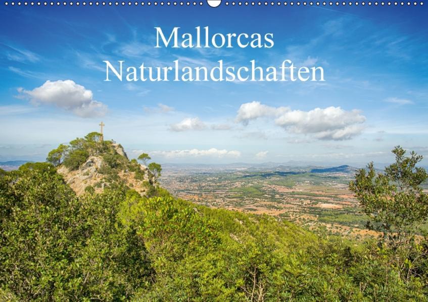 Mallorcas Naturlandschaften (Wandkalender 2017 DIN A2 quer) - Coverbild