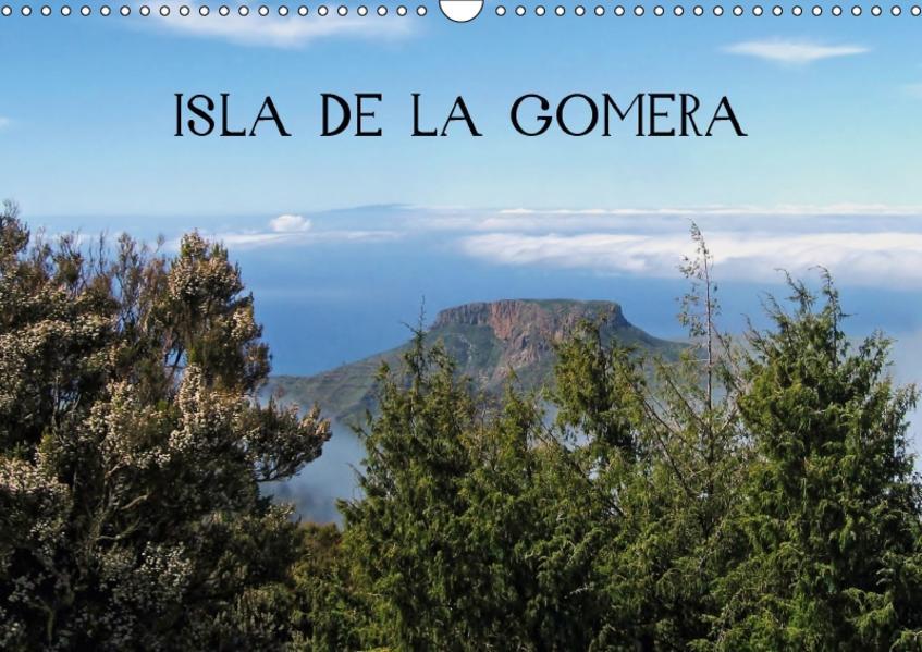 Isla de la Gomera (Wandkalender 2017 DIN A3 quer) - Coverbild