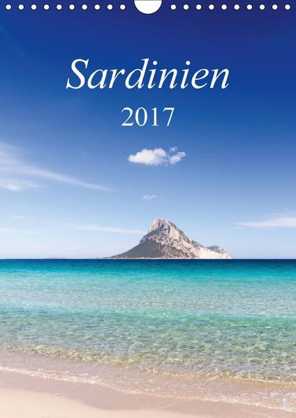 Sardinien (Wandkalender 2017 DIN A4 hoch) - Coverbild