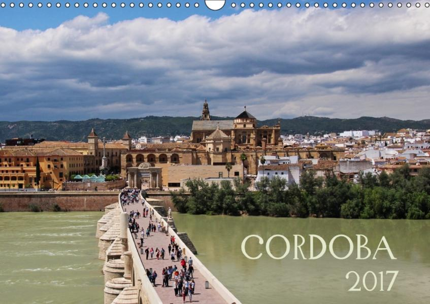 Córdoba (Wandkalender 2017 DIN A3 quer) - Coverbild
