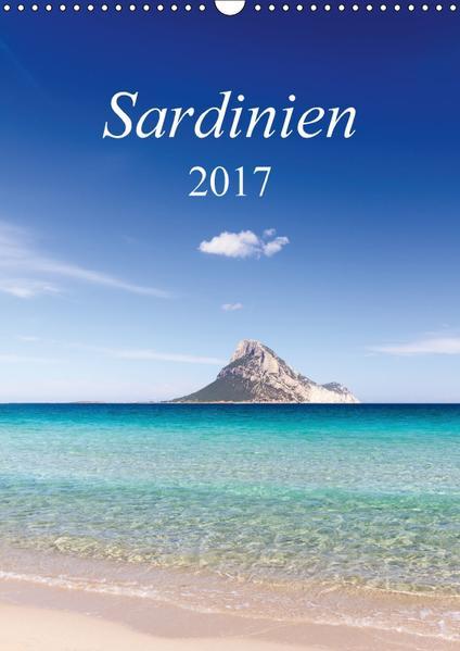 Sardinien / CH-Version (Wandkalender 2017 DIN A3 hoch) - Coverbild