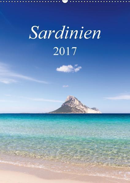 Sardinien / CH-Version (Wandkalender 2017 DIN A2 hoch) - Coverbild