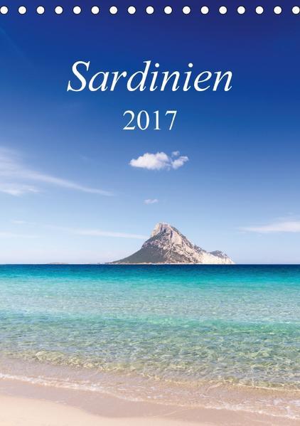 Sardinien / CH-Version (Tischkalender 2017 DIN A5 hoch) - Coverbild