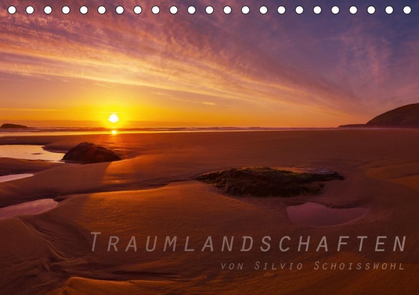 Traumlandschaften / CH-Version (Tischkalender 2017 DIN A5 quer) - Coverbild