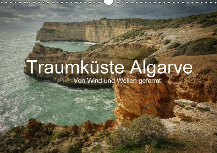 Traumküste Algarve (Wandkalender 2017 DIN A3 quer) - Coverbild