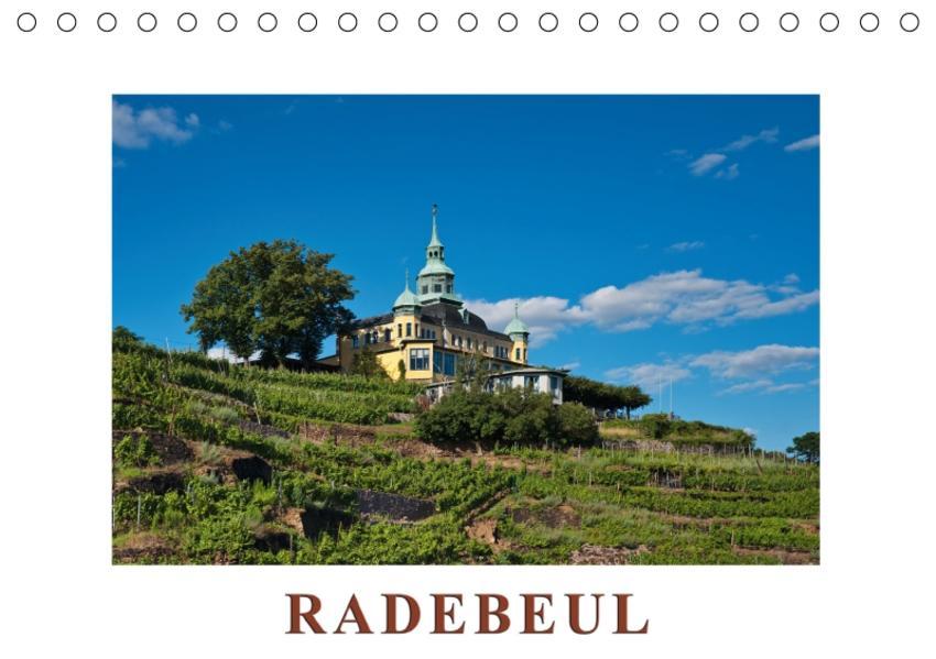 Radebeul / CH-Version / Geburtstagskalender (Tischkalender 2017 DIN A5 quer) - Coverbild