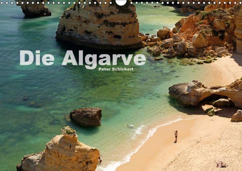 Die Algarve (Wandkalender 2017 DIN A3 quer) - Coverbild
