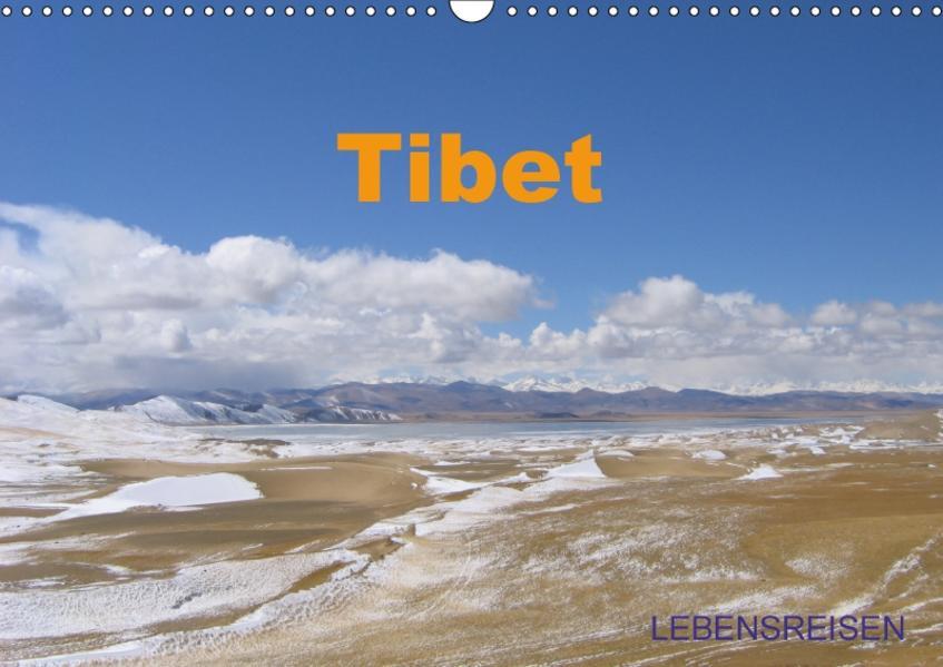 Tibet (Wandkalender 2017 DIN A3 quer) - Coverbild