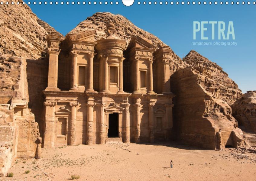 Petra (Wandkalender 2017 DIN A3 quer) - Coverbild