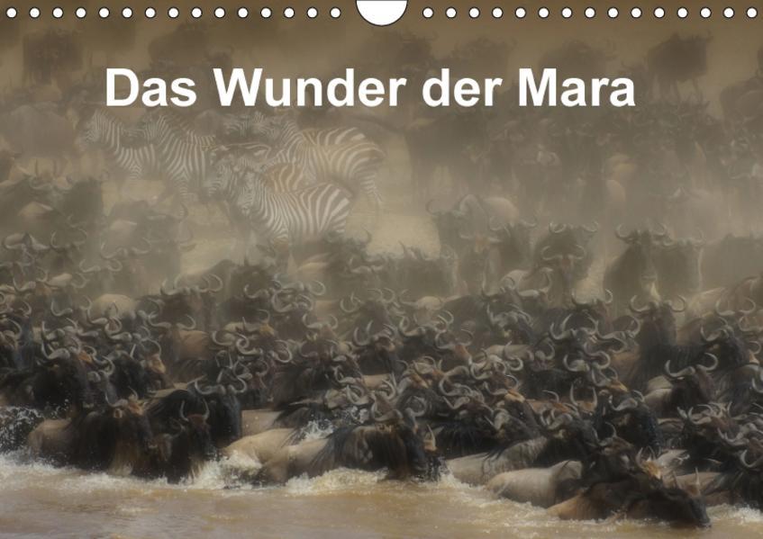 Das Wunder der Mara (Wandkalender 2017 DIN A4 quer) - Coverbild
