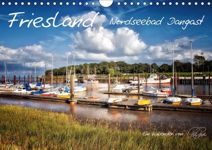 Friesland - Nordseebad Dangast / CH-Version (Wandkalender 2017 DIN A4 quer) - Coverbild