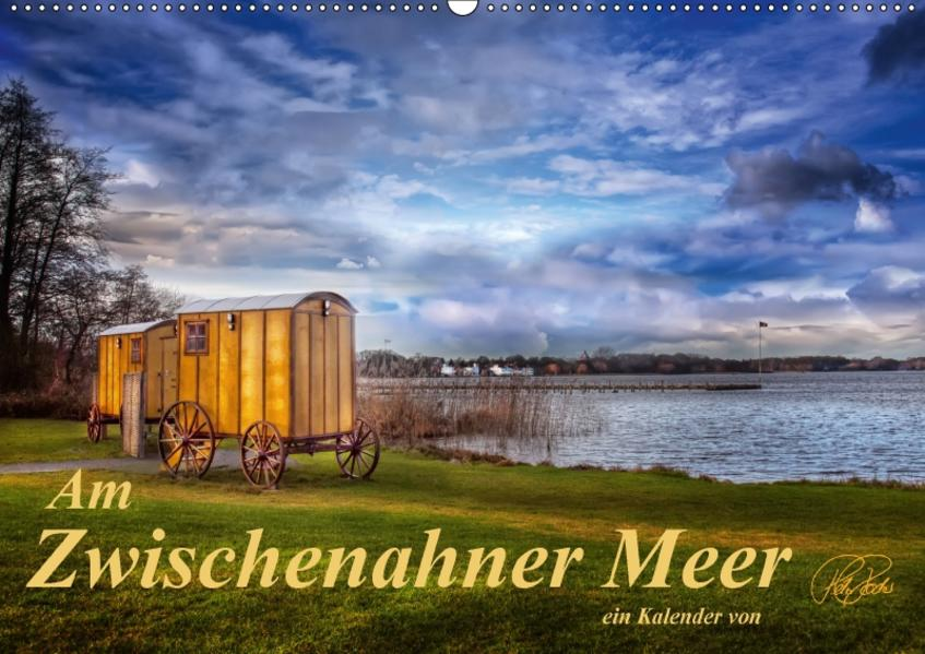 Am Zwischenahner Meer / CH-Version (Wandkalender 2017 DIN A2 quer) - Coverbild