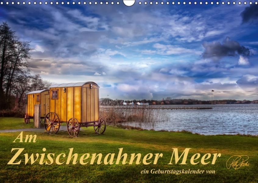 Am Zwischenahner Meer / CH-Version / Geburtstagskalender (Wandkalender 2017 DIN A3 quer) - Coverbild