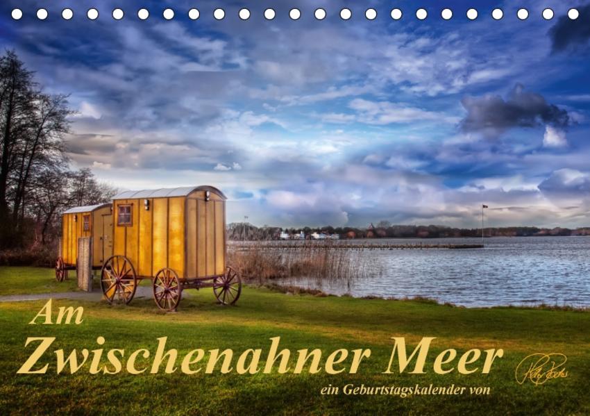 Am Zwischenahner Meer / CH-Version / Geburtstagskalender (Tischkalender 2017 DIN A5 quer) - Coverbild