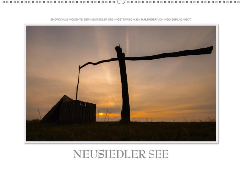 Neusiedler See / CH-Version (Wandkalender 2017 DIN A2 quer) - Coverbild