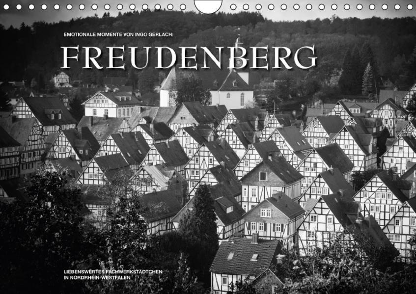 Emotionale Momente: Freudenberg / CH-Version (Wandkalender 2017 DIN A4 quer) - Coverbild