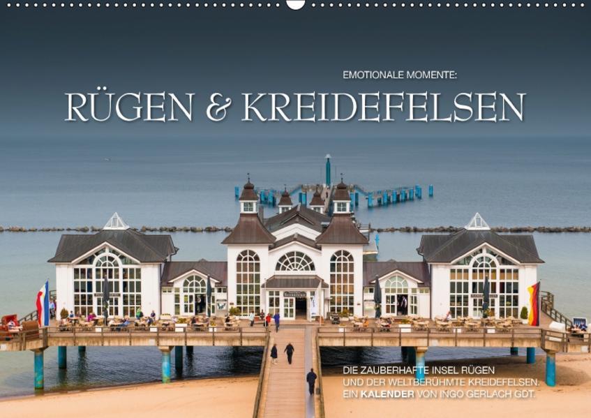 Emotionale Momente: Rügen & Kreidefelsen / CH-Version (Wandkalender 2017 DIN A2 quer) - Coverbild