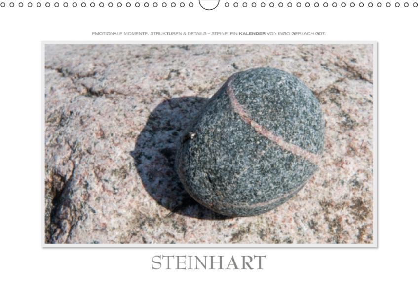 Emotionale Momente: Steinhart / CH-Version (Wandkalender 2017 DIN A3 quer) - Coverbild