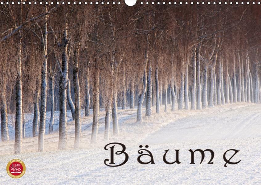 BäumeCH-Version  (Wandkalender 2017 DIN A3 quer) - Coverbild