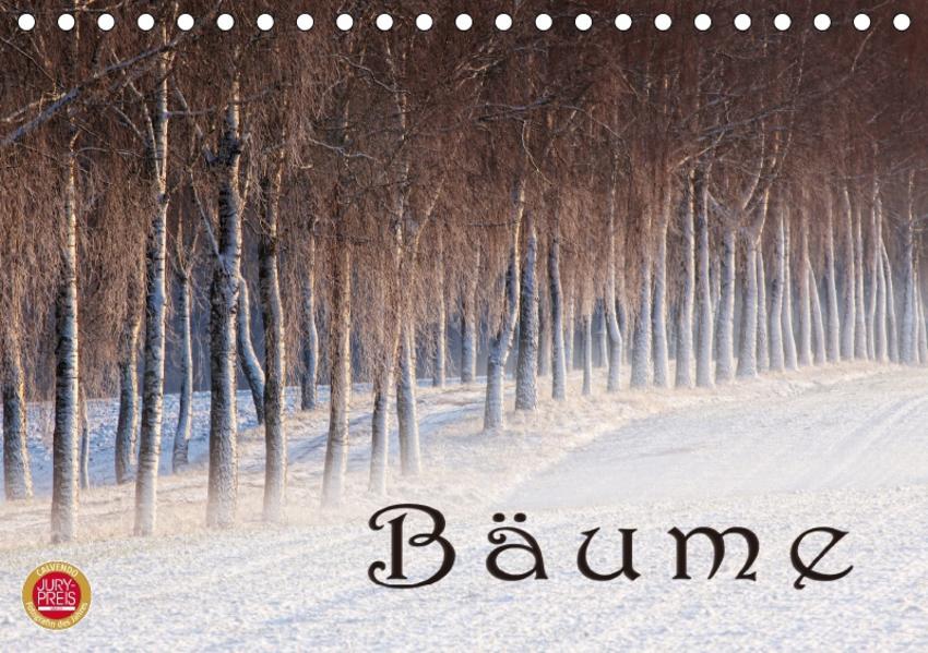 BäumeCH-Version  (Tischkalender 2017 DIN A5 quer) - Coverbild