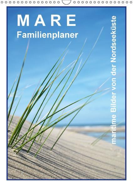 Mare - maritime Bilder von der Nordseeküste / CH - Version / Planer (Wandkalender 2017 DIN A3 hoch) - Coverbild