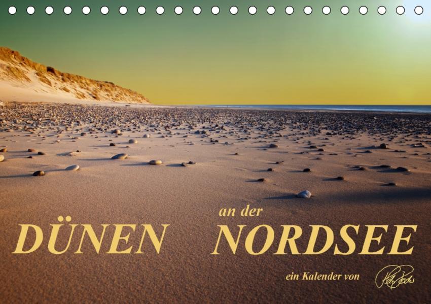 Dünen - an der Nordsee (Tischkalender 2017 DIN A5 quer) - Coverbild
