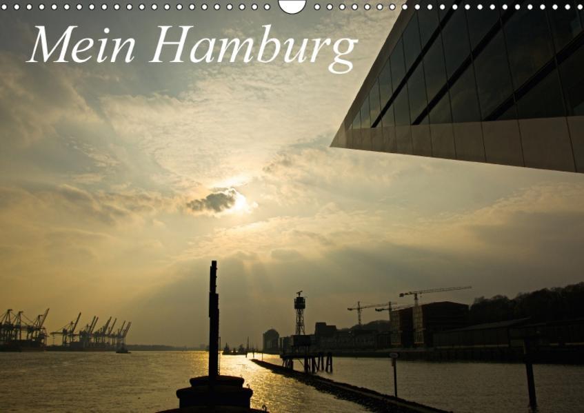 Mein Hamburg (Wandkalender 2017 DIN A3 quer) - Coverbild