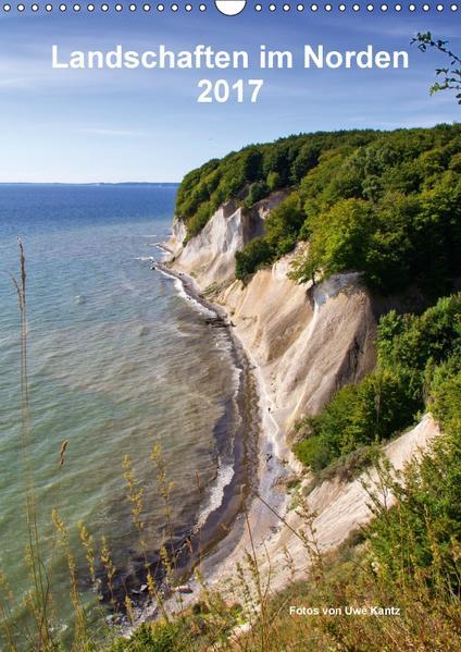 Landschaften im Norden (Wandkalender 2017 DIN A3 hoch) - Coverbild