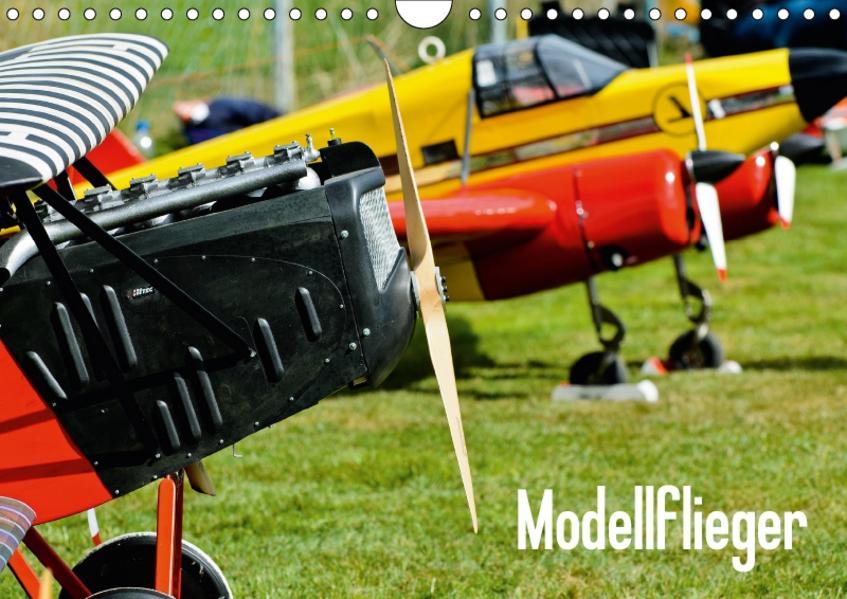 Modellflieger (Wandkalender 2017 DIN A4 quer) - Coverbild