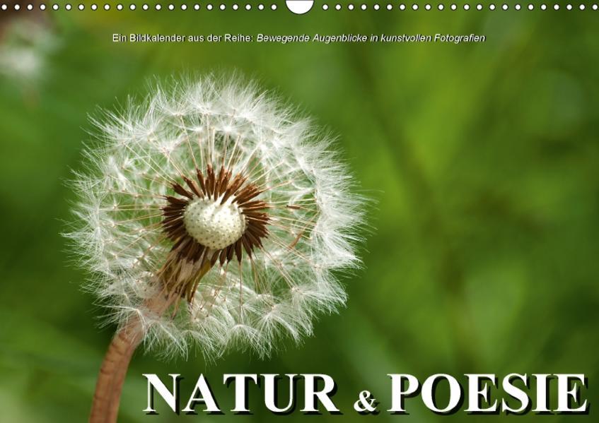 Natur & PoesieAT-Version  (Wandkalender 2017 DIN A3 quer) - Coverbild