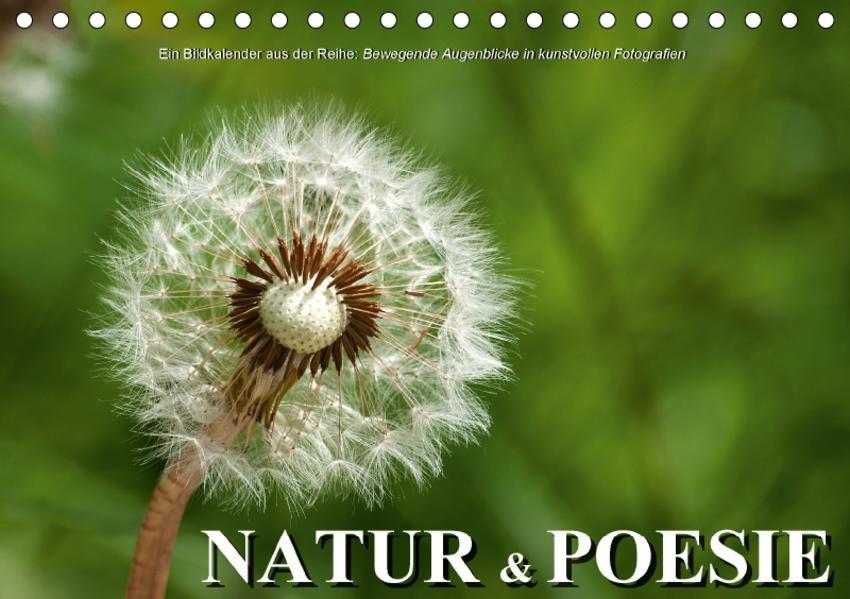 Natur & PoesieAT-Version  (Tischkalender 2017 DIN A5 quer) - Coverbild