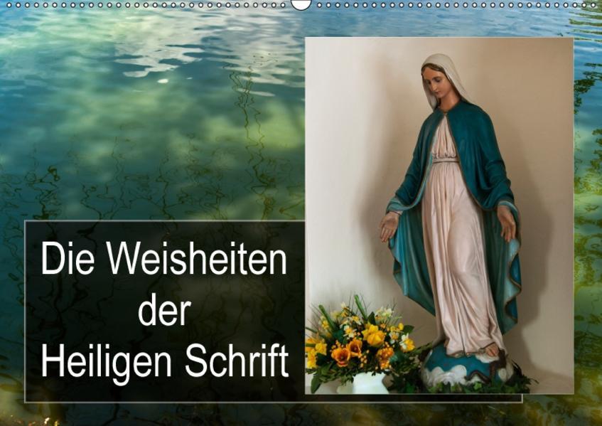 Die Weisheiten der Heiligen SchriftAT-Version  (Wandkalender 2017 DIN A2 quer) - Coverbild
