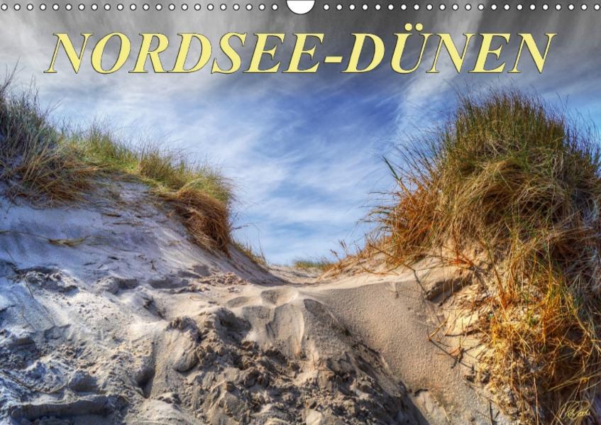 Nordsee-Dünen (Wandkalender 2017 DIN A3 quer) - Coverbild