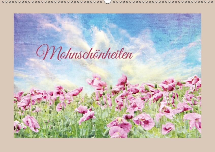 Mohnschönheiten (Wandkalender 2017 DIN A2 quer) - Coverbild