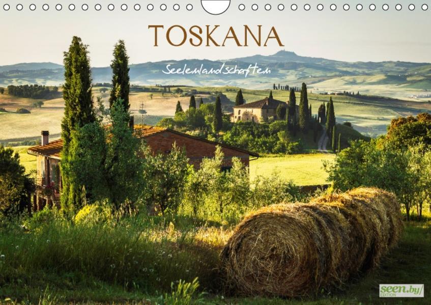 Toskana • Seelenlandschaften (Wandkalender 2017 DIN A4 quer) - Coverbild