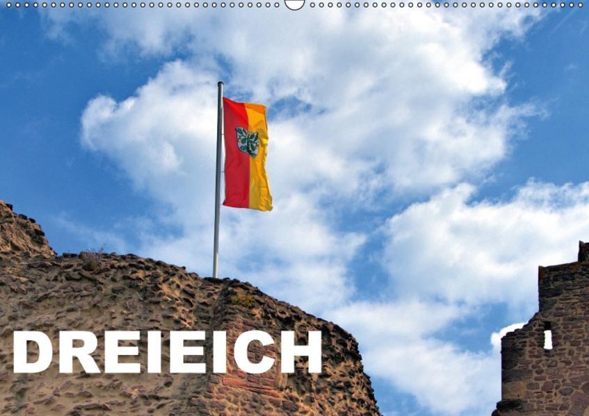 Dreieich (Wandkalender 2017 DIN A2 quer) - Coverbild