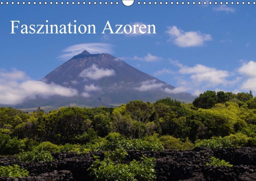 Faszination Azoren (Wandkalender 2017 DIN A3 quer) - Coverbild