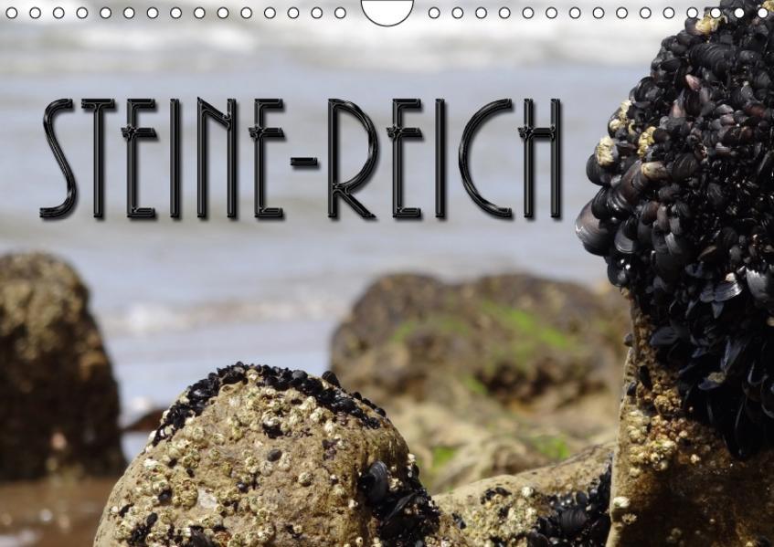 Steine-Reich (Wandkalender 2017 DIN A4 quer) - Coverbild