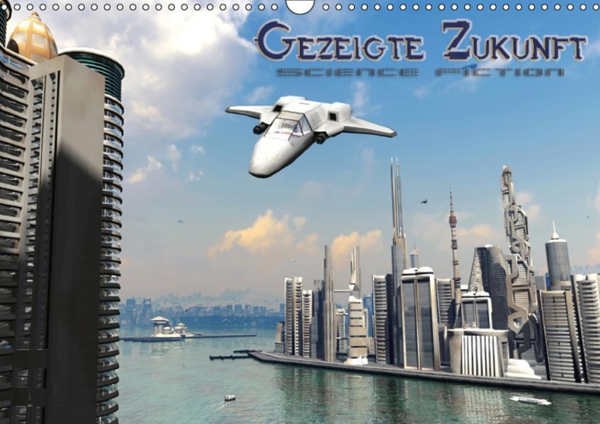 Gezeigte ZukunftAT-Version  (Wandkalender 2017 DIN A3 quer) - Coverbild