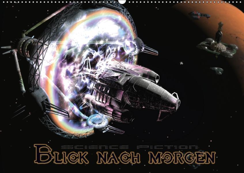 Blick nach morgenCH-Version  (Wandkalender 2017 DIN A2 quer) - Coverbild