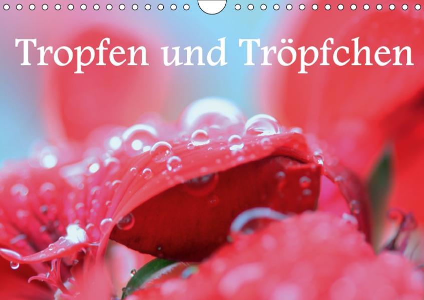 Tropfen und TröpfchenAT-Version  (Wandkalender 2017 DIN A4 quer) - Coverbild