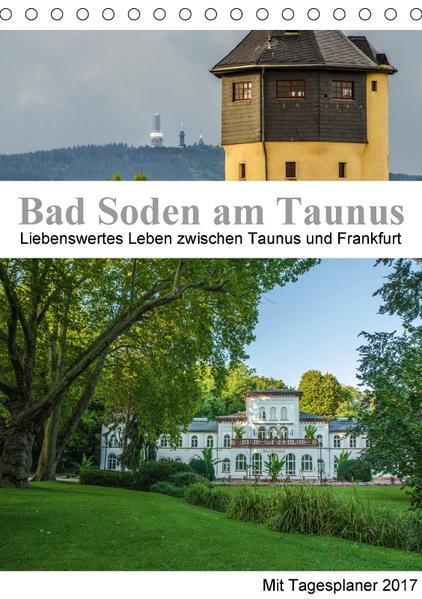 Bad Soden 2017 (Tischkalender 2017 DIN A5 hoch) - Coverbild