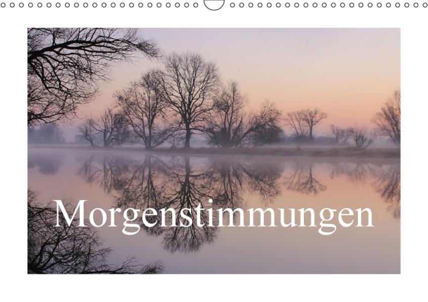 MorgenstimmungenCH-Version  (Wandkalender 2017 DIN A3 quer) - Coverbild