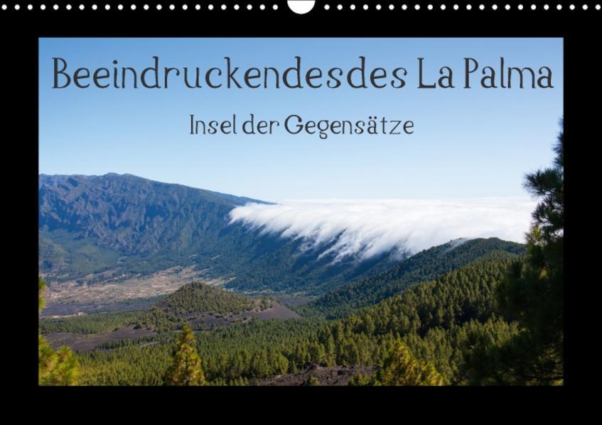 Beeindruckendes La PalmaCH-Version  (Wandkalender 2017 DIN A3 quer) - Coverbild