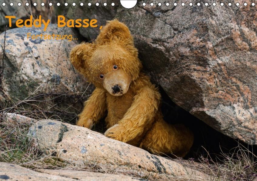 Teddy Basse, Fortsetzung... (Wandkalender 2017 DIN A4 quer) - Coverbild