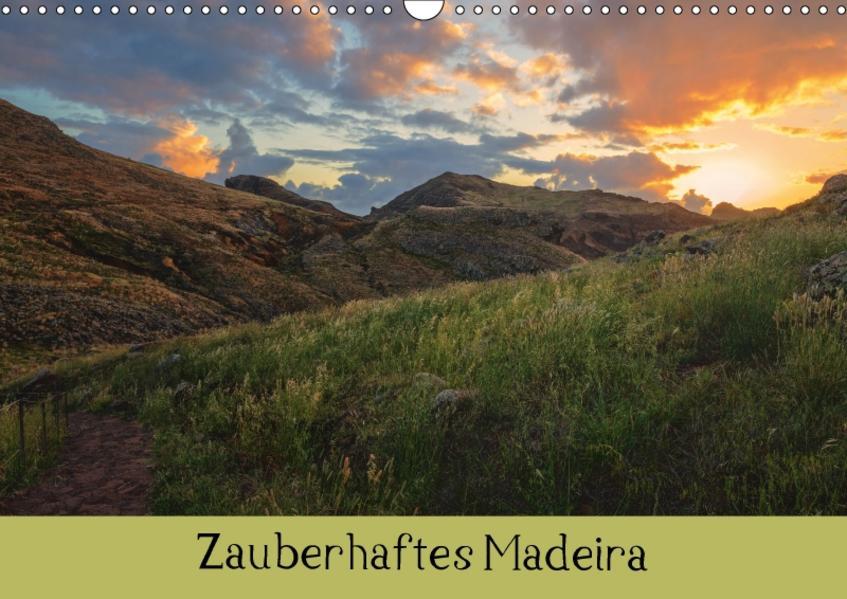 Zauberhaftes MadeiraAT-Version  (Wandkalender 2017 DIN A3 quer) - Coverbild